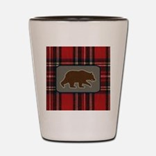 grizzlywallet Shot Glass