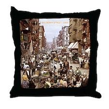 MULBERRY-STREET_MOUSEPAD.gif Throw Pillow