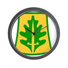 800 Military Police Brigade Wall Clock
