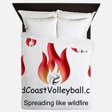 Wildfire Queen Duvet