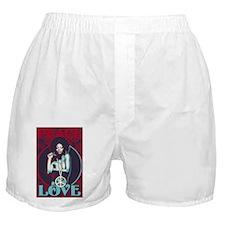 sexywoman32POSTERbCAFE Boxer Shorts