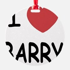 BARRY Ornament