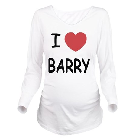 BARRY Long Sleeve Maternity T-Shirt