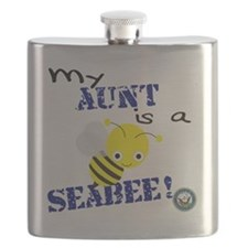 Aunt is a SeaBee Flask