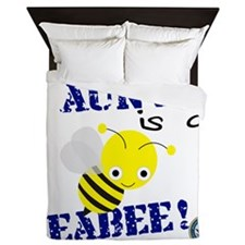 Aunt is a SeaBee Queen Duvet