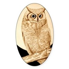 owl1 Decal