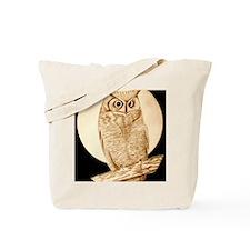 owl1 Tote Bag