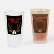 Designated Driver Drinking Glass