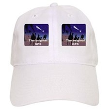 THE ORIGINAL GPS mug Baseball Cap