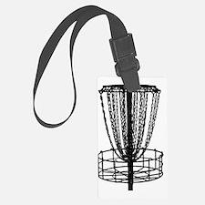 black basket NO TEXT Luggage Tag