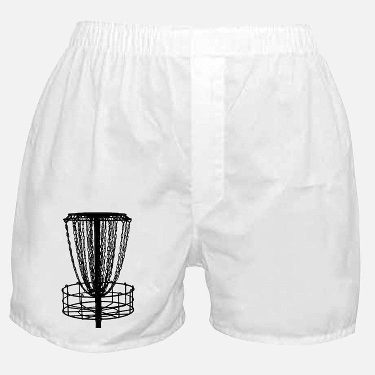 black basket NO TEXT Boxer Shorts