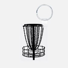 black basket NO TEXT Keychains