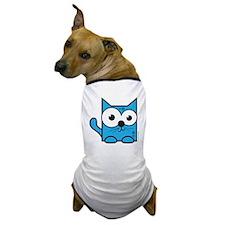 CubeCat: Larger Dog T-Shirt