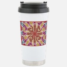 smooth license plate Travel Mug