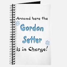 Gordon Setter Charge Journal