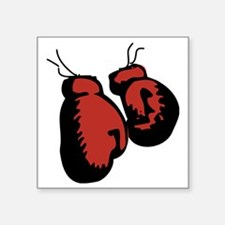 "2011-12-23_Phish_BoxingGlov Square Sticker 3"" x 3"""