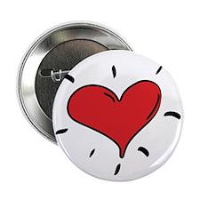 "2012-12-18_Valentines-Heart-Cartoon-v 2.25"" Button"