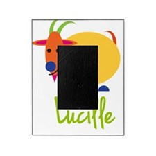 Lucille-the-goat Picture Frame