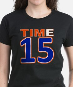 time-1-blue Tee