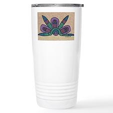 Aztec Cosmos Glyph 23 x 35 Travel Mug