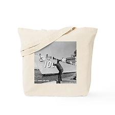 jlbrown de framed panel print Tote Bag
