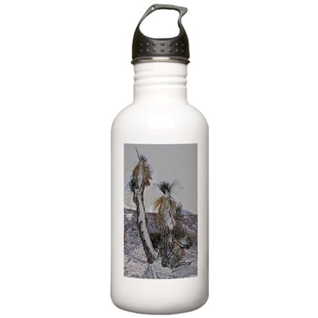 2011 vertical 11 7565 Stainless Water Bottle 1.0L