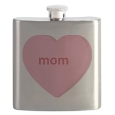 Candy Heart - Mom Flask