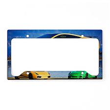 December_Cal License Plate Holder