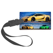 December_Cal Luggage Tag