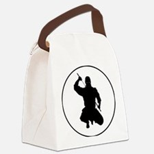 readthisninja1 Canvas Lunch Bag