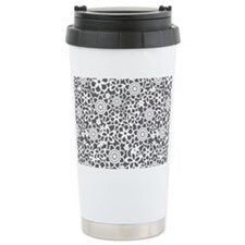 floral_lace_pattern_toiletry Travel Mug