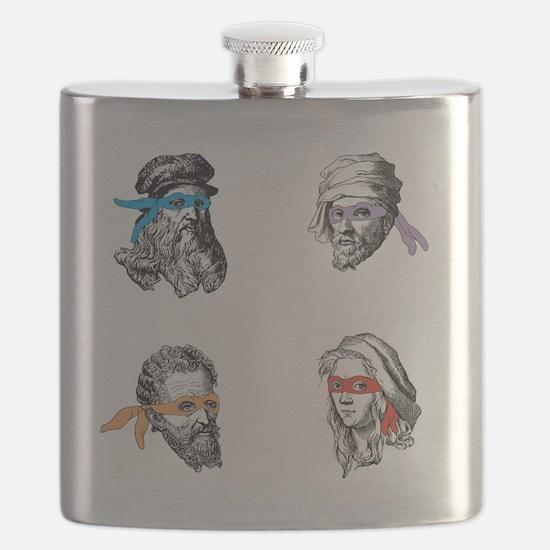 ninjapolymathsDARK Flask