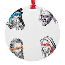 ninjapolymathsDARK Ornament