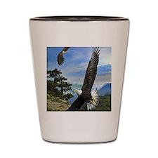 eagles1 Shot Glass