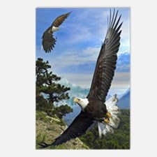 eagles1 Postcards (Package of 8)