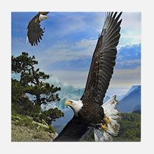 eagles1 Tile Coaster