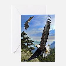 eagles1 Greeting Card