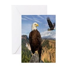 eagles2 Greeting Card