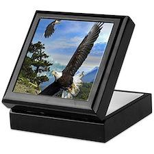 eagles1 Keepsake Box