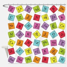periodic_sq_1.png Shower Curtain