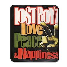 lost_boyz-love._peace_nappiness(1) Mousepad