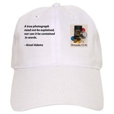 adams_stamp_4 Baseball Cap