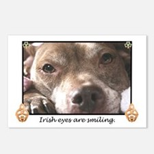 Irish Eyes Postcards (Package of 8)