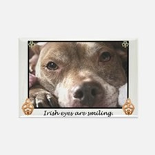 Irish Eyes Rectangle Magnet (100 pack)
