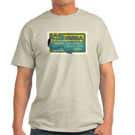 La Sirena T-Shirt Ash Grey