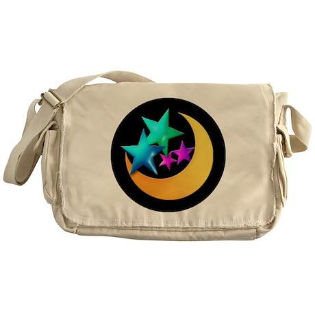 mooncap Messenger Bag