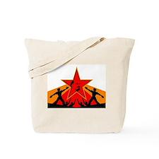 Lenin's Star Tote Bag