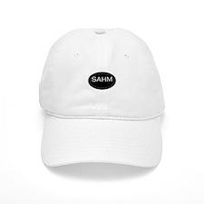 SAHM-STAY AT HOME MOM Baseball Cap