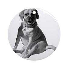 Maxi Round Ornament