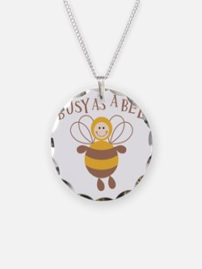 busyasabee2 Necklace